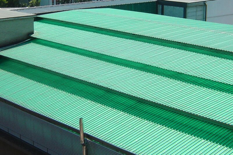 Plastic sheets, roof lights, frp panels FILON translucent sheets