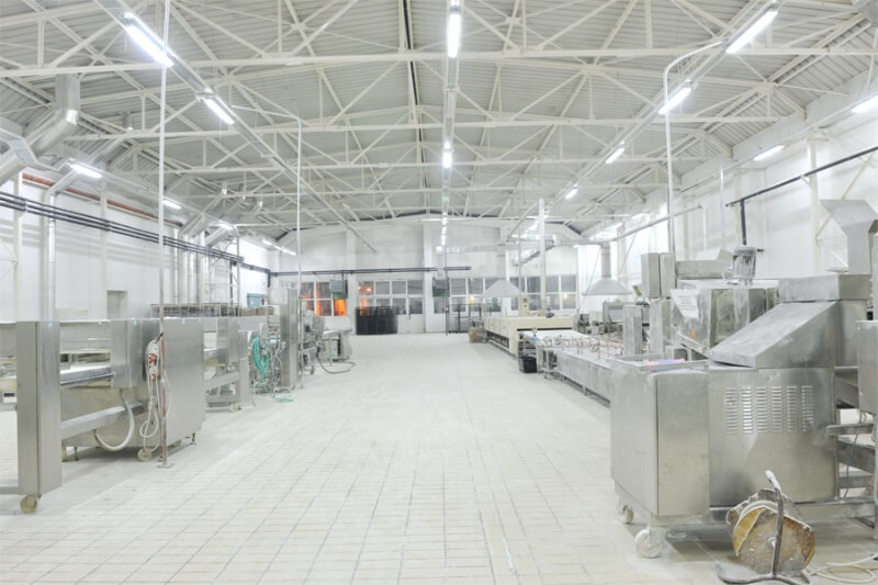 Plastic sheets, roof lights, frp panels POLARTECH food sector laminates